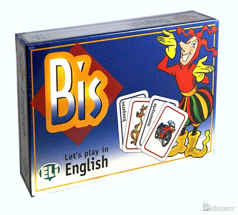 Иллюстрация 1 из 5 для GAMES: BIS ENGLISH (Level: A2) | Лабиринт - книги. Источник: Лабиринт