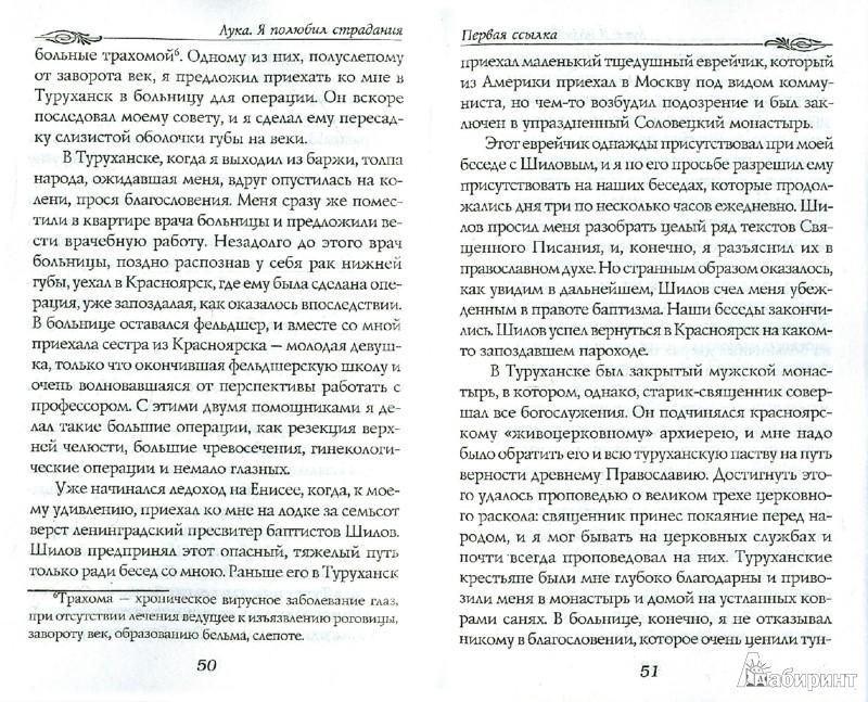 Иллюстрация 1 из 11 для Я полюбил страдание... - Святитель Лука Крымский (Войно-Ясенецкий)   Лабиринт - книги. Источник: Лабиринт