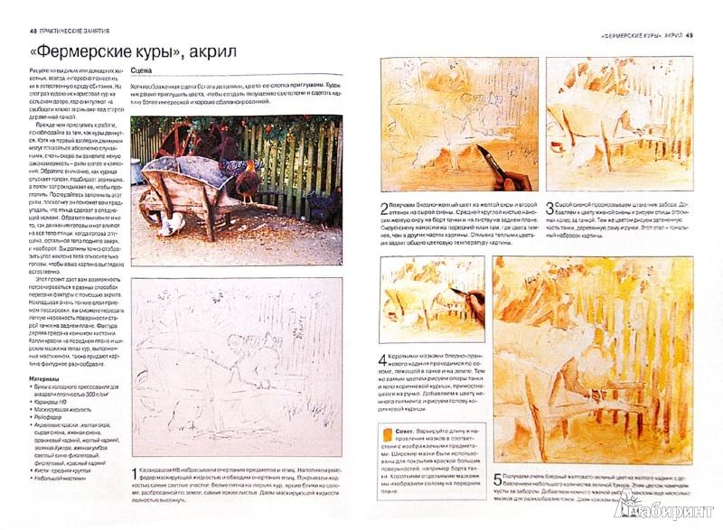 Иллюстрация 1 из 23 для Птицы, рыбы, насекомые. От эскиза до картины - Ходжет, Трусс | Лабиринт - книги. Источник: Лабиринт