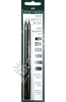 """Чернографитный карандаш """"PITT"""", 2 штуки (117395)"""