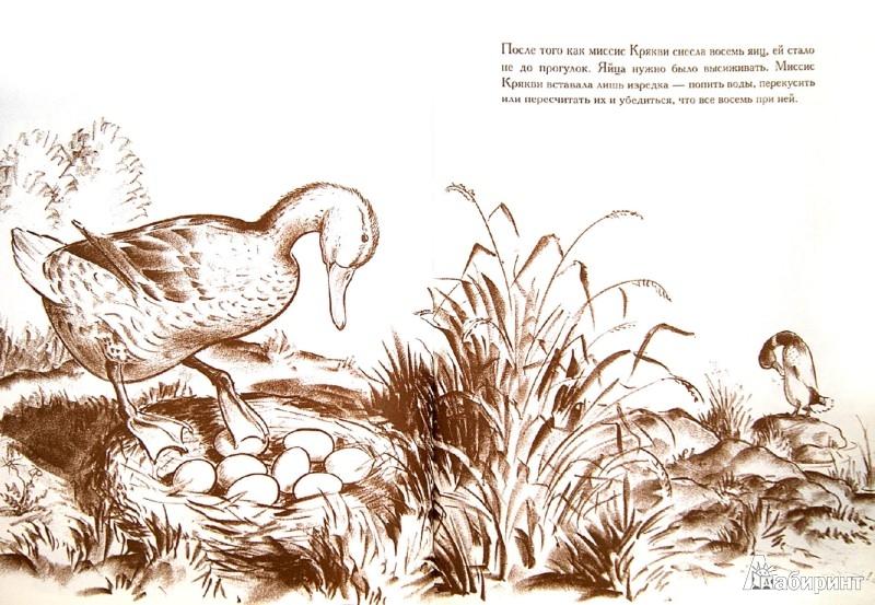 Иллюстрация 1 из 25 для Дорогу утятам! - Роберт Макклоски   Лабиринт - книги. Источник: Лабиринт