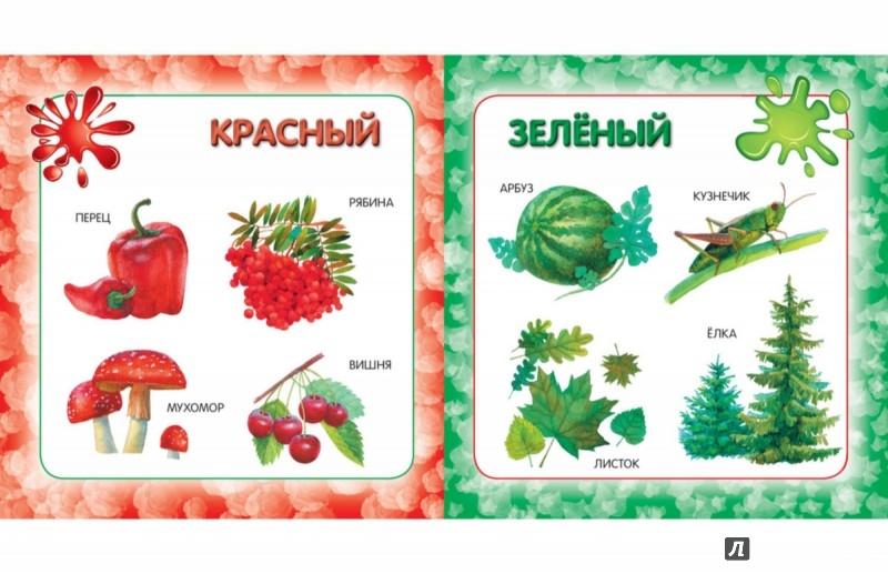 Иллюстрация 1 из 9 для Учим цвета | Лабиринт - книги. Источник: Лабиринт