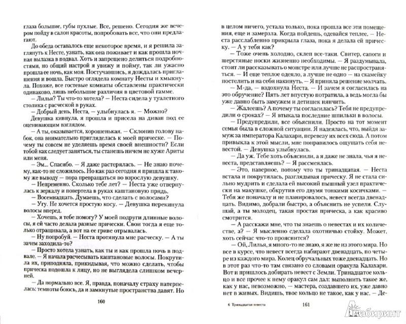 Иллюстрация 1 из 3 для Тринадцатая невеста - Милена Завойчинская | Лабиринт - книги. Источник: Лабиринт