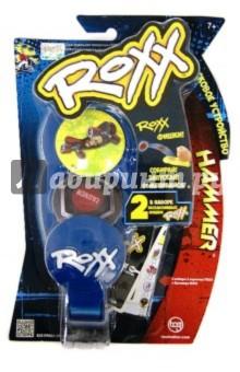 Набор для игры в ROXX. Пусковое устройство HAMMER и две эксклюзивные фишки (331303)