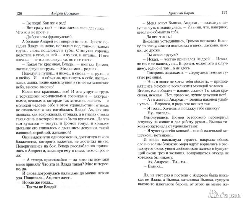 Иллюстрация 1 из 6 для Пират. Красный Барон - Андрей Посняков | Лабиринт - книги. Источник: Лабиринт