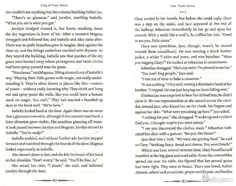 Иллюстрация 1 из 11 для Mortal Instruments 5: City of Lost Souls - Cassandra Clare | Лабиринт - книги. Источник: Лабиринт