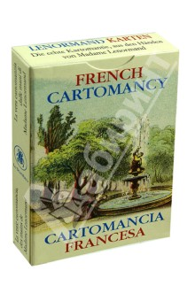 "Книга French Cartomancy. Оракул ""Французское гадание"" (Ленорман)"