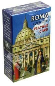 Карты игральные Рим карты игральные коллекционные lo scarabeo камасутра 54 карты