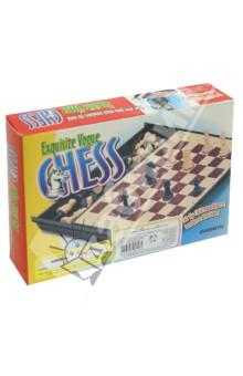 Игра Шахматы, магнитные, в коробке (618).