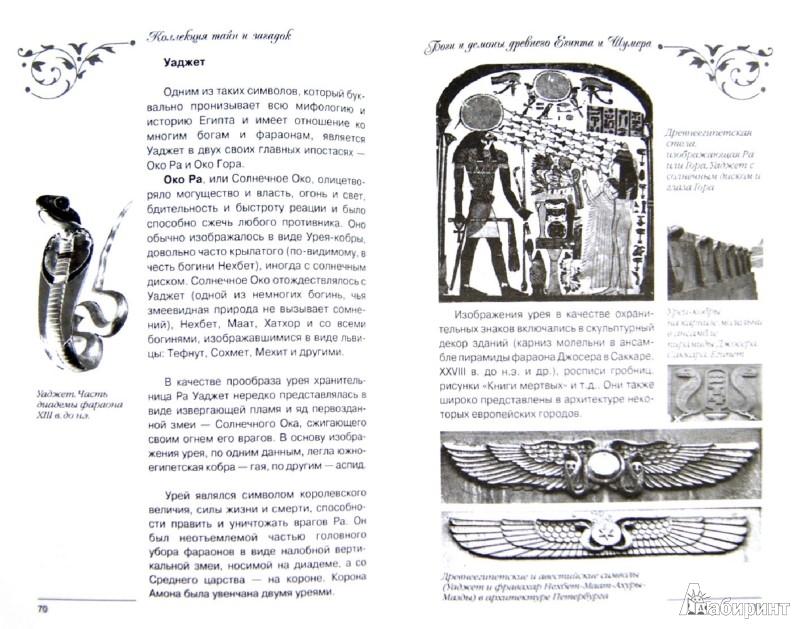 Иллюстрация 1 из 18 для Боги и демоны Древнего Египта и Шумера - Александр Колтыпин   Лабиринт - книги. Источник: Лабиринт