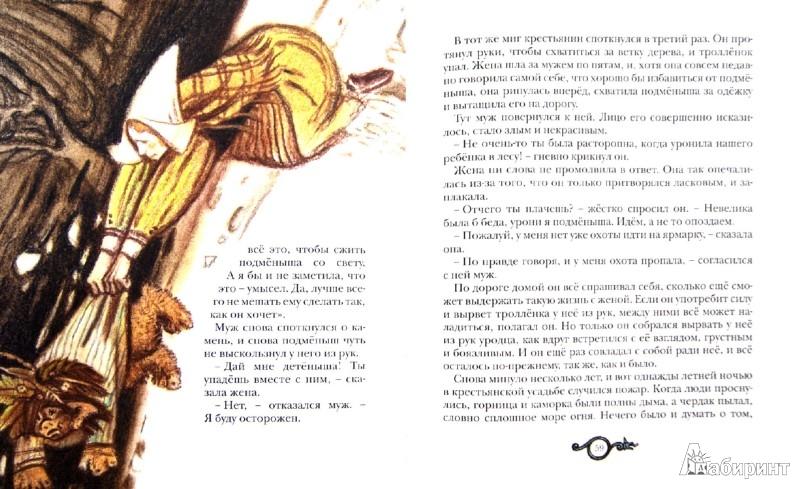 Иллюстрация 1 из 59 для Принцесса Линдагуль и другие сказки | Лабиринт - книги. Источник: Лабиринт