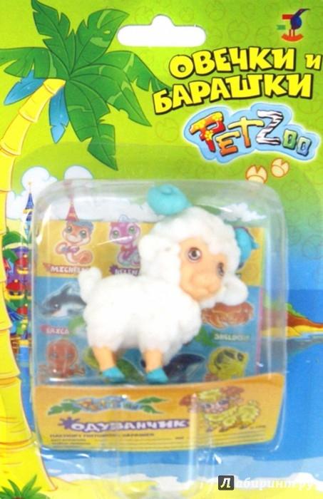 """Иллюстрация 1 из 3 для Игрушки""""PetZoo. Овечки и барашки"""" (в ассортименте) (PTZ-026)   Лабиринт - игрушки. Источник: Лабиринт"""