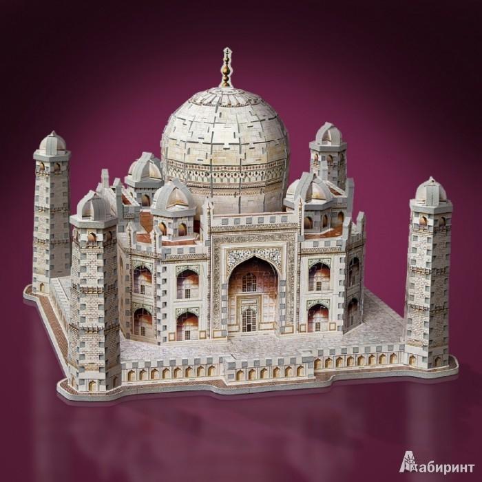 Иллюстрация 1 из 11 для W3D-2001 Пазл 3D Тадж Махал (950 дет.)   Лабиринт - игрушки. Источник: Лабиринт