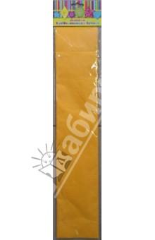 Бумага светло-оранжевая крепированная (30088) Феникс+