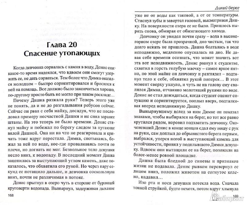 Иллюстрация 1 из 4 для Дикий берег - Татьяна Ефремова   Лабиринт - книги. Источник: Лабиринт