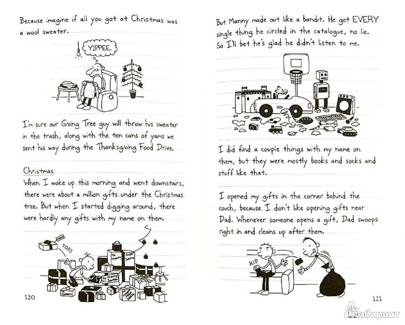 Иллюстрация 1 из 8 для Diary of a Wimpy Kid (Book 1) - Jeff Kinney | Лабиринт - книги. Источник: Лабиринт