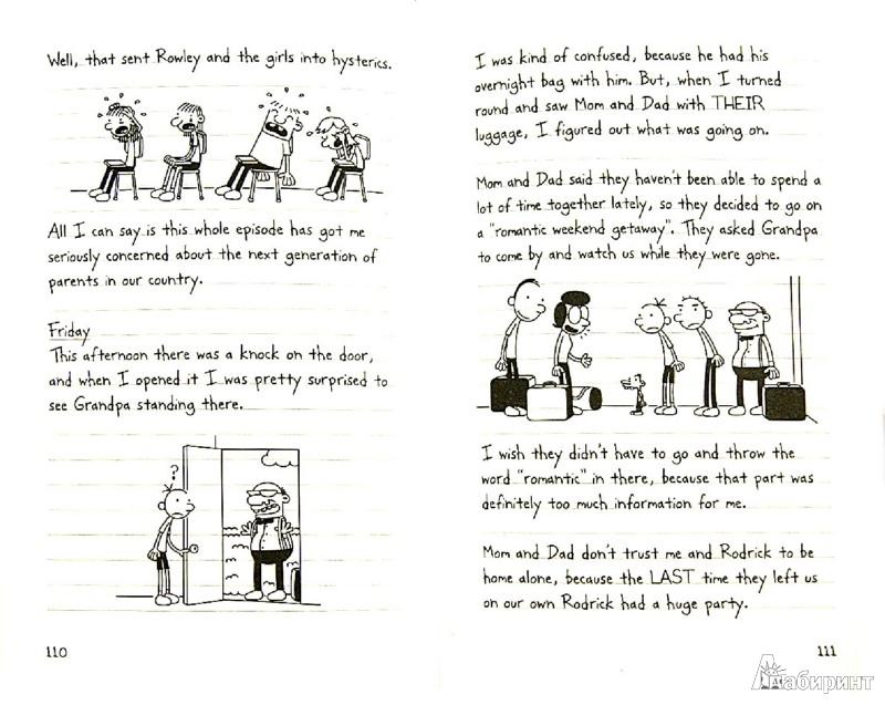 Иллюстрация 1 из 8 для Diary of a Wimpy Kid: The Ugly Truth - Jeff Kinney | Лабиринт - книги. Источник: Лабиринт