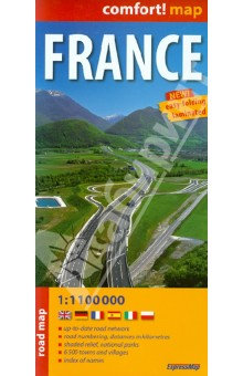 France. 1:1 100 000