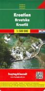 Croatia. 1:500 000