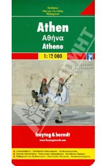 Athens. Athen 1:12 000