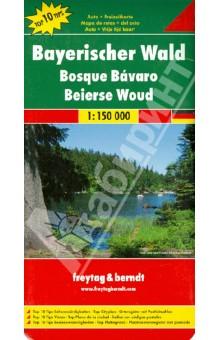 Bavarian Forest 1:150 000