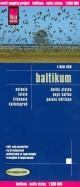Baltic States. 1:600 000
