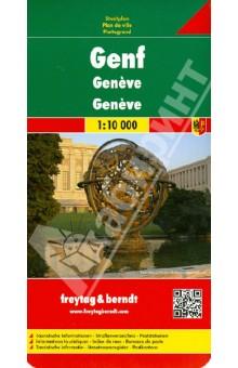 Geneva. 1:10 000