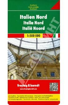 Italien Nord. 1:500 000 vienna city 1 6 500 1 20 000