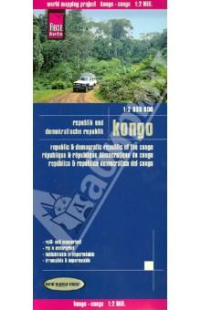 Kongo 1:2 000 000