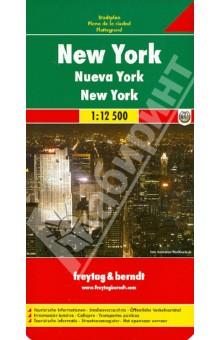 New York. 1:12 500