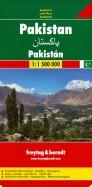 Pakistan. 1:1 500 000