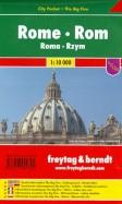 Rome. City pocket + The Big Five