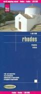 Rhodes. 1:80 000