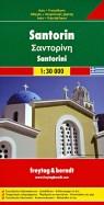 Santorini 1:30 000