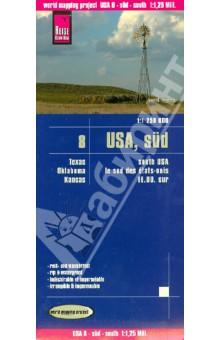 USA, Sud. 1:1 250 000 usa florida 1 500 000