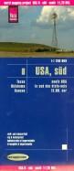 USA, Sud. 1:1 250 000