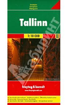 Tallinn. 1:10 000