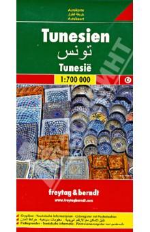 Tunesien. 1:700 000 spanien portugal 1 700 000