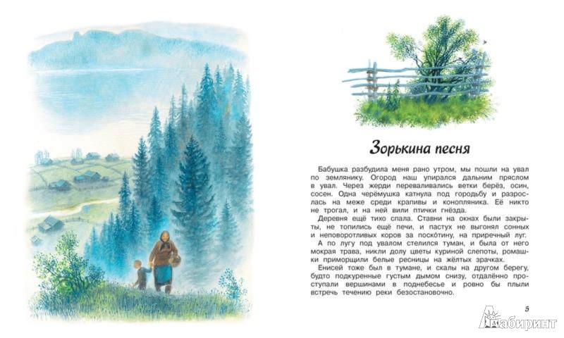 Иллюстрация 1 из 17 для Стрижонок Скрип - Виктор Астафьев | Лабиринт - книги. Источник: Лабиринт