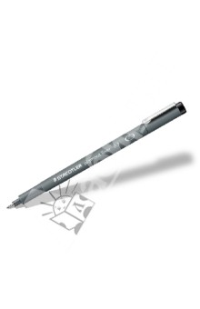"""Капиллярная ручка """"Pigment Liner"""" (0,3 мм, черный) (30803-902)"""