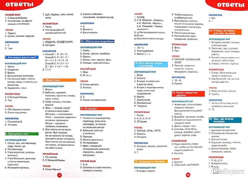 Иллюстрация 1 из 33 для Учебник для отличника. 1 класс (ФГОСЫ) - Узорова, Нефедова | Лабиринт - книги. Источник: Лабиринт