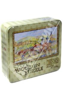 Puzzle-1000 Гельдеберг. Замок и Старый Мост (10080) puzzle 1000 замок simon mardsen 29563