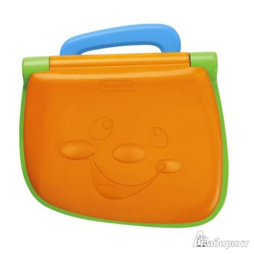 Иллюстрация 1 из 2 для Детский ноутбук (6997V)   Лабиринт - игрушки. Источник: Лабиринт