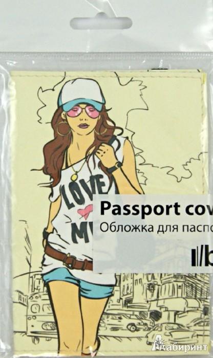 Иллюстрация 1 из 4 для Обложка для паспорта (Ps 7.4.8)   Лабиринт - канцтовы. Источник: Лабиринт