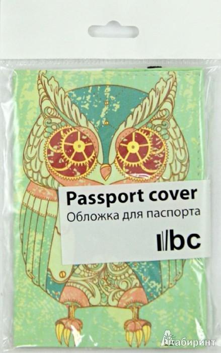 Иллюстрация 1 из 4 для Обложка для паспорта (Ps 7.6.16) | Лабиринт - канцтовы. Источник: Лабиринт