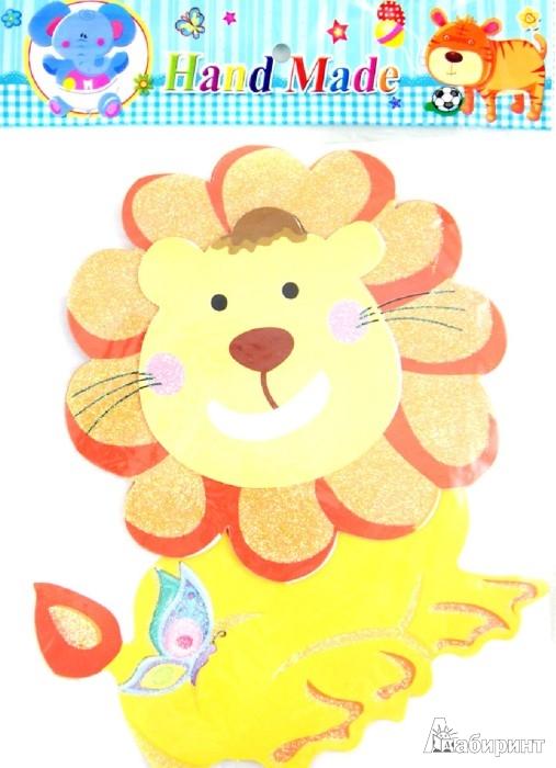 Иллюстрация 1 из 5 для Наклейки декоративные самоклеящиеся (31816) | Лабиринт - игрушки. Источник: Лабиринт