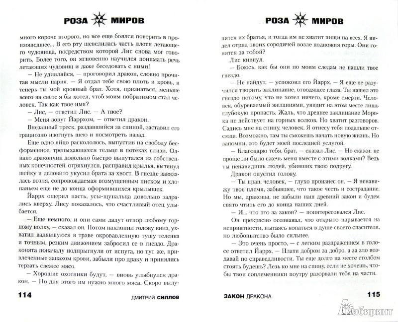 Иллюстрация 1 из 29 для Закон Дракона - Дмитрий Силлов | Лабиринт - книги. Источник: Лабиринт