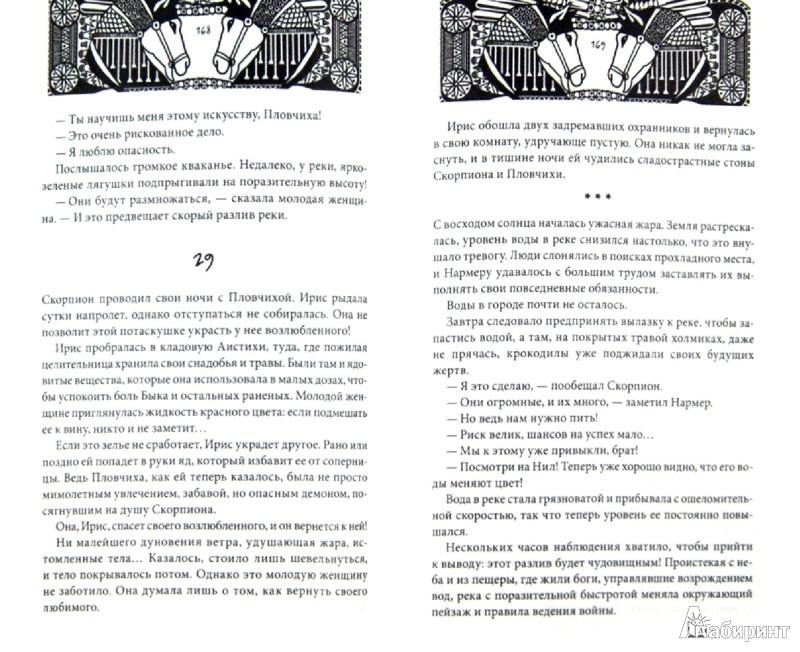 Иллюстрация 1 из 5 для Земля фараонов. Ночь Скорпиона - Кристиан Жак | Лабиринт - книги. Источник: Лабиринт