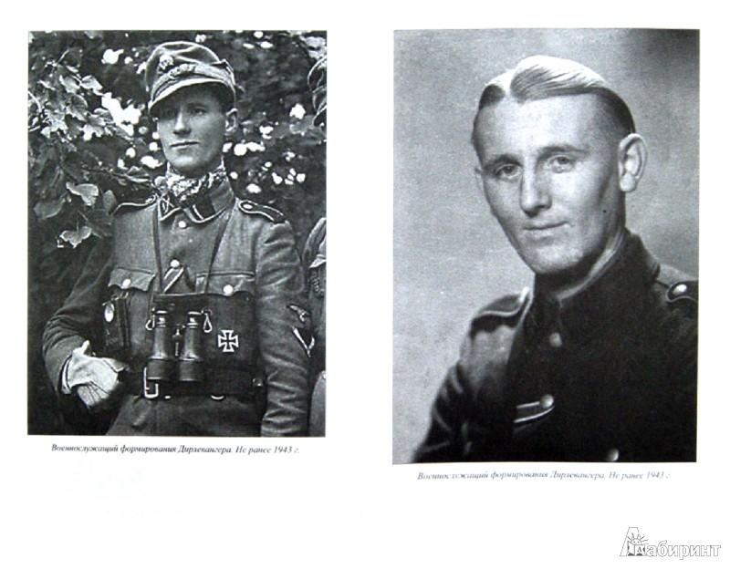 Иллюстрация 1 из 5 для Охотники за партизанами. Бригада Дирлевангера - Жуков, Ковтун   Лабиринт - книги. Источник: Лабиринт