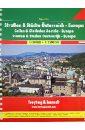 Roads & Cities Austria. Europa. SuperAtlas 1:150 000 - 1:350 000 italien superatlas 1 150 000 1 400 000